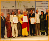 ONE WORLD AWARD (2008)